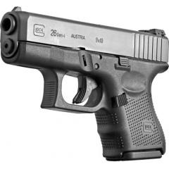 Pistolet Glock 26 Gen 4 9mm x 19 PARA