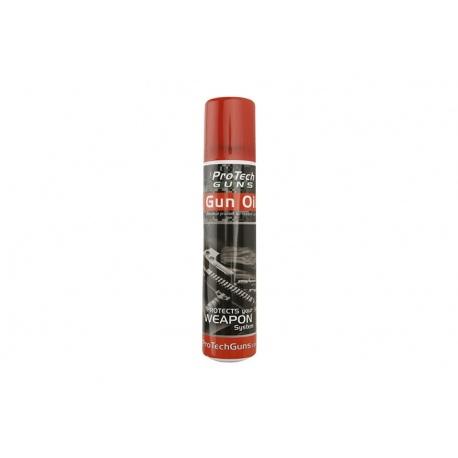 Olej do czyszczenia broni Protech G18 Aerozol 100 ml