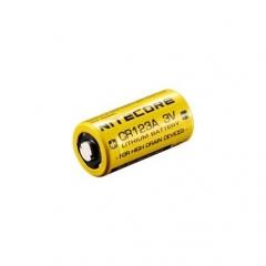 Bateria Nitecore CR123A