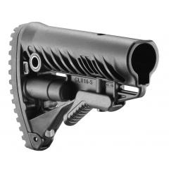 Kolba FAB GLR-16 do AR15/M16 Czarna