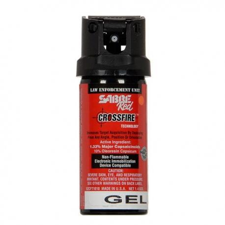 Gaz pieprzowy Sabre Red 52CFT1010 - GEL Crossfire MK2