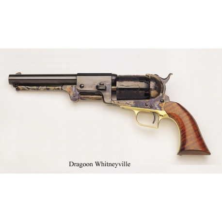 "Rewolwer Dragoon 1848 ""Whitneyville"" kaliber .44 - wersja standardowa (czarna)"