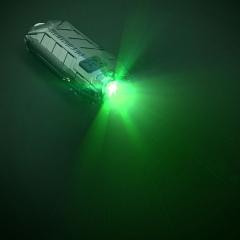 Latarka Nitecore TUBE-GL Green Light (zielone światło)