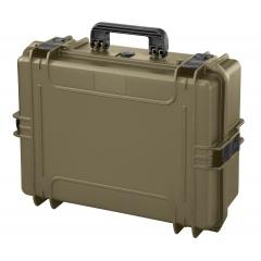 Walizka na broń Plastica Panaro MAX505 (gąbka formowalna) piaskowa