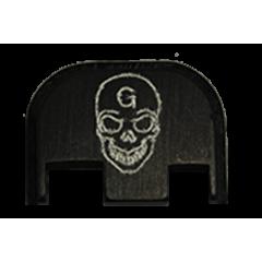 Zaślepka zamka GLOCK Ghost Skully