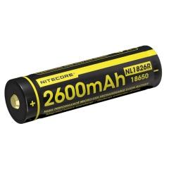 Akumulator Nitecore 18650R Micro USB NL1826 2600mAh