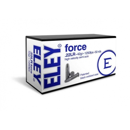Amunicja ELEY HV force kal.22
