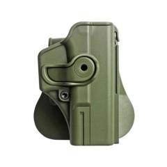 Kabura do pistoletu CZ P-09 IMI Z1450 Zielona