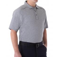 Koszula Polo z kieszonką na długopis 112508 Biała