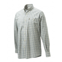//KOSZULA BERETTA LU510/13N/ White Check Beretta Long Sleeves Shirt