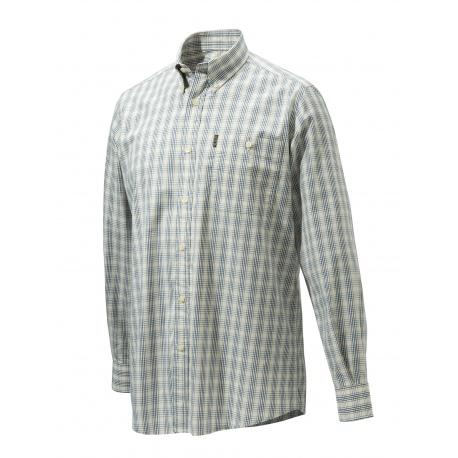 //KOSZULA BERETTA LU510/13N/ White Check Beretta Long Sleeves Shirt