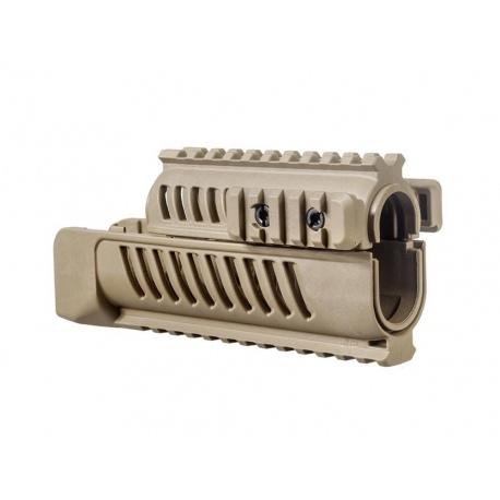 System szyn montażowych FAB SA-58 Piaskowy