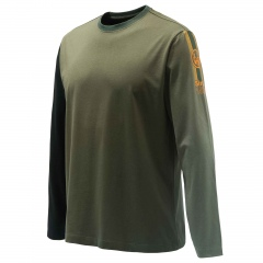 T-Shirt Beretta Victory Corporate TS352 Zielony