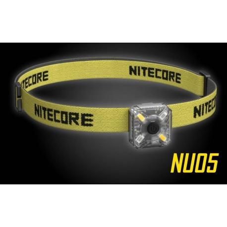 Zestaw Nitecore NU05 35 lumenów