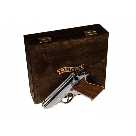 Pistolet Walther PPK/E kal. .32 ACP (Niklowany)