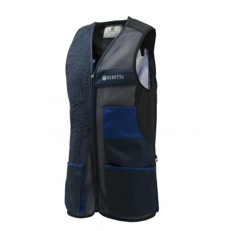 KAMIZELKA BERETTA GT761 Uniform Pro 20.20 Shooting Vest Blue Total Eclipse