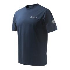 T-Shirt Beretta Team TS472 Blue Total Eclipse