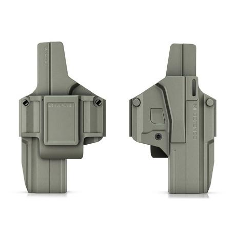 Kabura na IMI Defense Z8017 MORF-X3 Glock Zielona