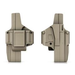 Kabura na IMI Defense Z8017 MORF-X3 Glock Tan