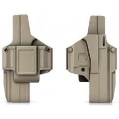 Kabura na IMI Defense Z8019 MORF-X3 Glock Tan