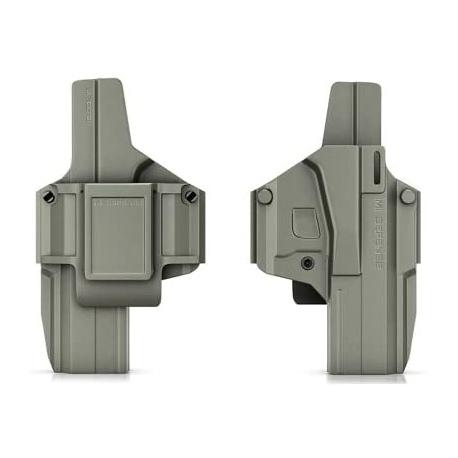 Kabura na IMI Defense Z8019 MORF-X3 Glock Zielona