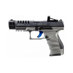 Pistolet Walther PPQ Q5 Match COMBO 15-nabojowy kaliber 9MM z kolimatorem SHIELD RMSc Red Dot - 2833981
