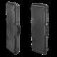 WALIZKA PANARO MAX1100 GUN/BLACK AR15 + MAGAZYNKI, CZARNA, KÓŁKA TRANSPORTOWE