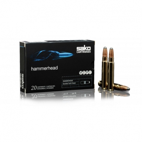 Amunicja SAKO Hammerhead 13G 8.2x53R
