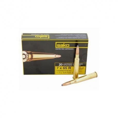 Amunicja SAKO Hammerhead 11G 7x65R