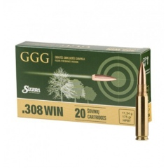 //308WIN NB.KULOWY GGG HPBT GPX15 (175GRN) 11,3g  (1009116)