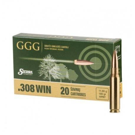 //308WIN NB.KULOWY GGG HPBT GPX16 (180GRN) 11,66g  (1009117)