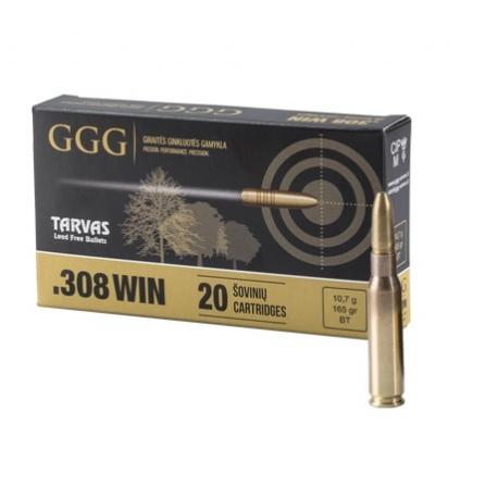 //308WIN NB.KULOWY GGG HPBT GPX17 (190GRN) 12,31g  (1009118)