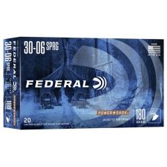 Amunicja Federal Power Shok 30-06Spr 180GRS (3006B)