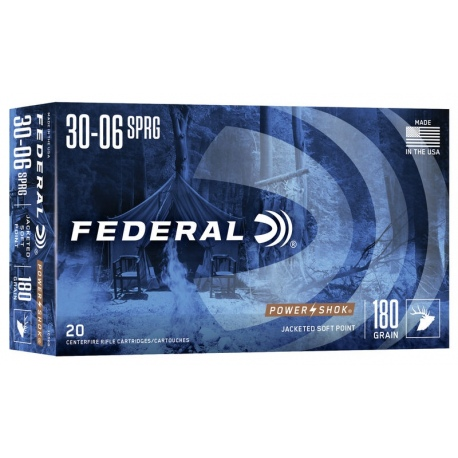 //3006 NB.SP 180GRS(11,7G) FEDERAL/3006B