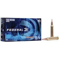 Amunicja Federal Power Shok 300WM 180GRS (3006B)