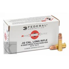 Amunicja Federal RTP2240 22 LR 40GR
