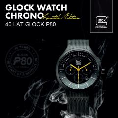 Zegarek GLOCK P80 Limited Edition
