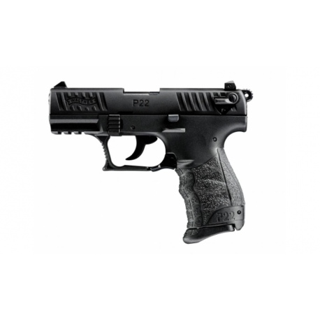 Pistolet WALTHER P22Q kal. 22 (512.01.01)
