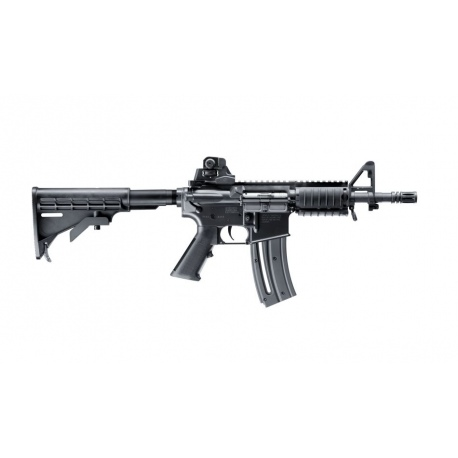 Karabin sportowy Walther Colt M4 CQB Carabine 20R .22 LR (2770016)