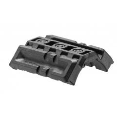 Szyna montażowa Picatinny DPR 16/4 do M16/M4/AR15