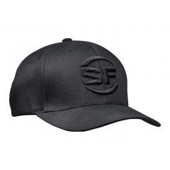 Czapka Surefire SF-Logo-Flexfit-Cap Czarna